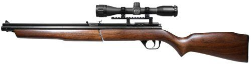 Benjamin 397 Air Rifle with 4X32 Rifle Scope - http://www.airrifleforsale.com/air-rifles/benjamin-397-air-rifle-with-4x32-rifle-scope-2/ - An American classic! The Benjamin 397 .177 cal. rifle is a multi-pump pneumatic. The hardwood Monte Carlo stock is s http://riflescopescenter.com/category/barska-riflescope-reviews/