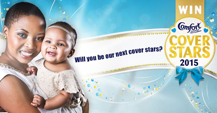 Win with Comfort Cover Stars 2015