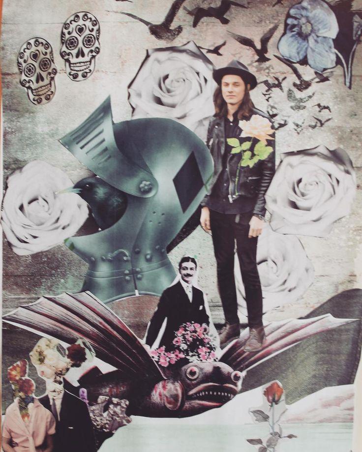 Коллаж  #цветы 2015г. #коллаж #тренд #сюрреализм #pinterest #trend #collage #surrealism