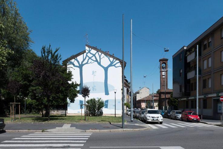 La street-art può essere, oltre che uno strumento di rigenerazione urbana, anche un fattore di risanamento ecologico del territorio? Ve lo racconto qui.    http://www.fpmagazine.eu/ita/news/La_street_art_fra_ecologia_e_territorio-933/