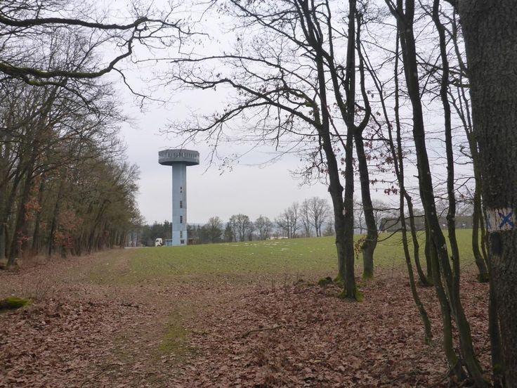 Wanderung im Grabfeld, Bad Königshofen, Bayernturm, Zimmerau,Suldorf an der Lederhecke, Heckmühle, Saalequelle, Salzloch, Reuther See