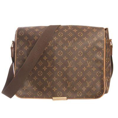 from EBTH · Louis Vuitton of Paris Monogram Abbesses Messenger Bag 5cc9af00d5141