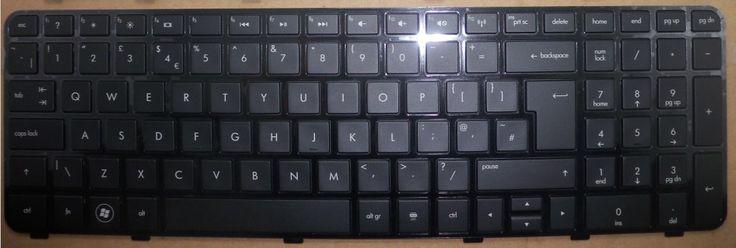 100% Brand New and High Quality HP Pavilion dv6-6b09sa Laptop Keyboard UK Keyboard