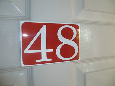 Love it! Just put mine up on the houseHouse Numbers