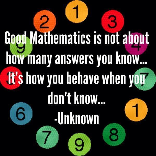 Inspirational Math Quotes: 49 Best Math Quotes Images On Pinterest