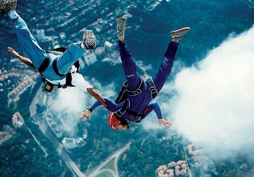Free falling ;-P