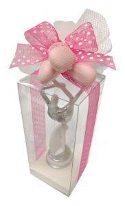 Bambina Ginnastica Artistica Confezionata rosa