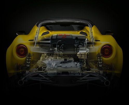 Alfa Romeo: Car Front End, Grille, Headlights-Alfa Romeo USA