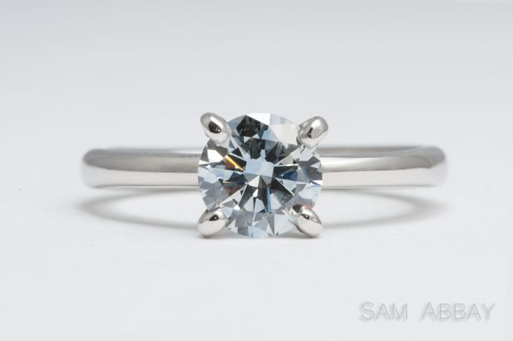 diamond metal blog metals light us engagement en setting ct blue a color how appearance fancy platinum affects rings ring in