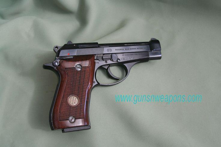 Beretta cheetah Model 87 22cal pistol