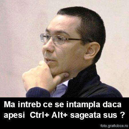 Da vina pe Ponta!