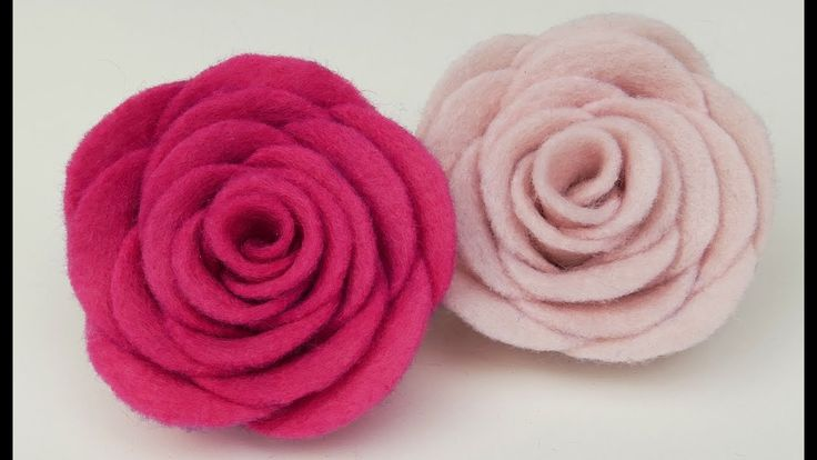 Hello everyone, hope you are doing well! Here is my new flower tutorial - How to make easy felt roses / felt flowers. Enjoy! Other tutorials: Ribbon rose nec...