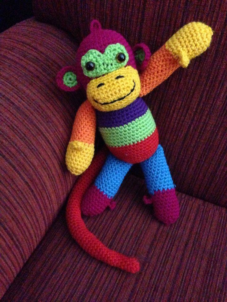 Colourful Monkey