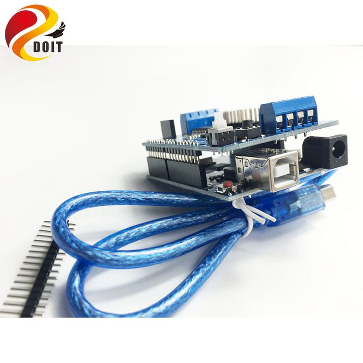 $13.80 (Buy here: https://alitems.com/g/1e8d114494ebda23ff8b16525dc3e8/?i=5&ulp=https%3A%2F%2Fwww.aliexpress.com%2Fitem%2FOriginal-DOIT-uno-r3-development-kit-For-Arduino-2-way-motor-16-way-servo-for-mobile%2F32690918150.html ) Official DOIT Robot Controller Development KIT For Arduino UNO R3 2 way Motor 16 way Servo for Mobile Robot Arm Tank Car Chassis for just $13.80