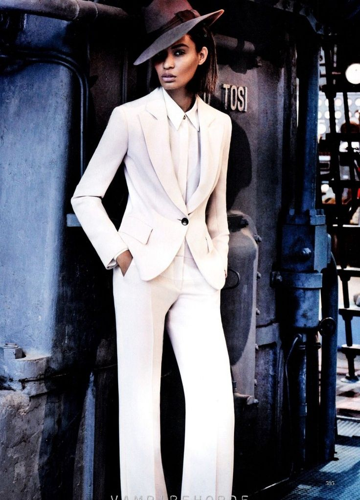 """Vogue Editorial, March 2013: To Rome with Love. Amazing wardrobe and editorial featuring Joan Smalls and Raquel Zimmermann for Vogue March 2013 titled; """"To Rome with Love"""". The spread was photographed by Mario Testino. Love it. Enjoy…x Via: stylepantry.com"""