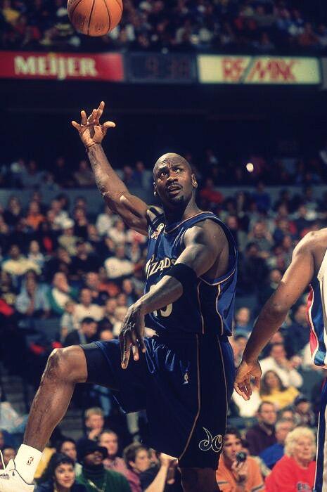Jordan - Wizards - NBA