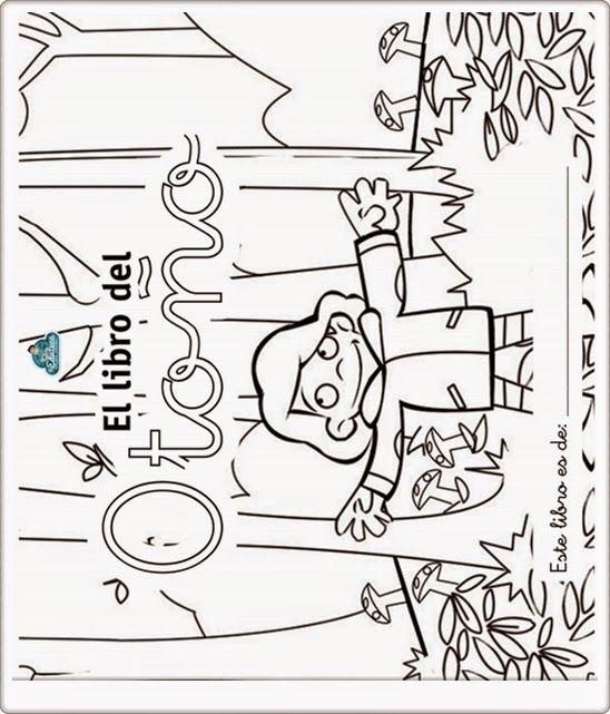 """""""El libro del otoño"""", de la Eduteca, es un cuadernillo para Educación Infantil con variedad de actividades con centro de interés en el otoño: grafomotricidad, lectura, asociación, numeración, etc. Todo ello además de las caacterísticas propias del otoño."""