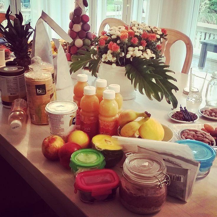 Aamiaispöytä by Monna