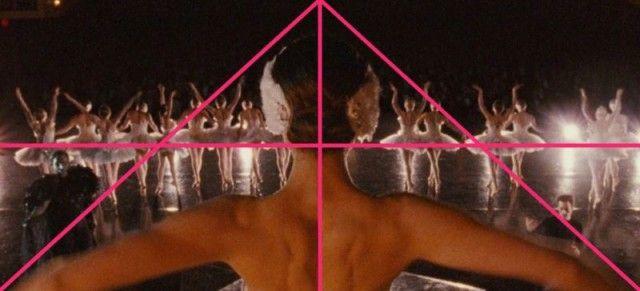 Как построена композиция кадра в известных фильмах