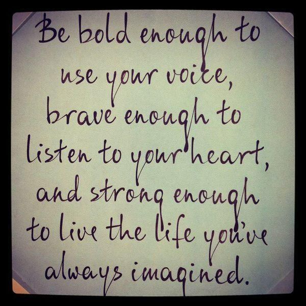quotes about change and being brave