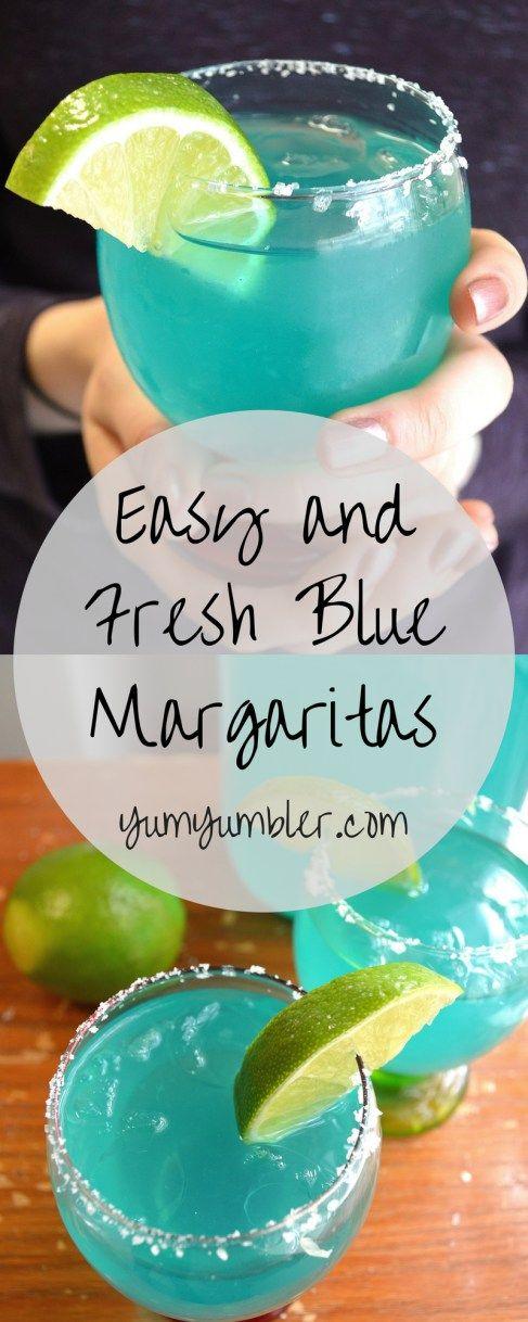 Blue Margaritas: the BEST kept family secret - Yumbler