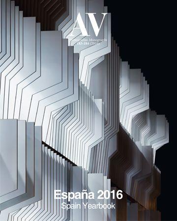 España 2016: Spain Yearbook / director: Luis Fernández-Galiano