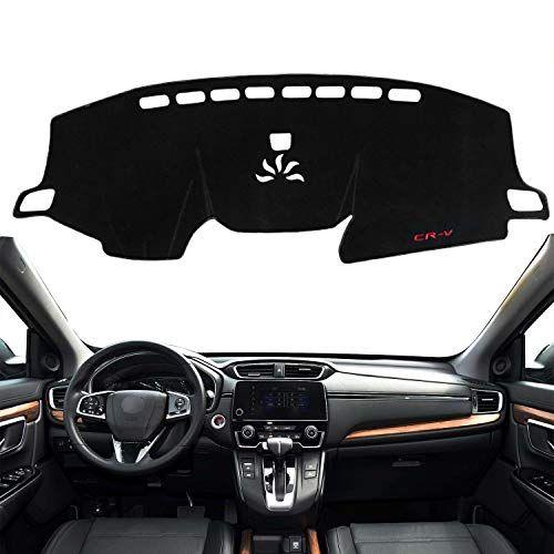 Autoxrun Dashboard Carpet Center Console Cover Dash Mat Protector Sunshield Cover Fits 2017 2018 Honda Crv Cool Car Accessories Honda Crv Honda Crv Car