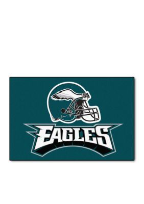 Fanmats  Nfl Philadelphia Eagles Starter Mat - Green - One Size