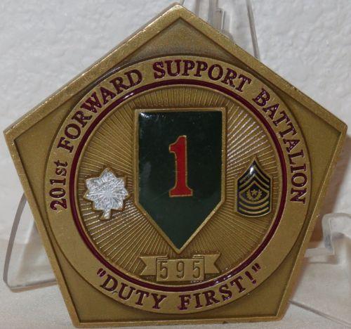 201st Forward Support Battalion 1st Infantry Division ...