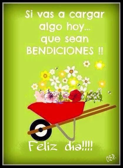 BENDICIONES PARA TODOS.  PATTY PAVLICH