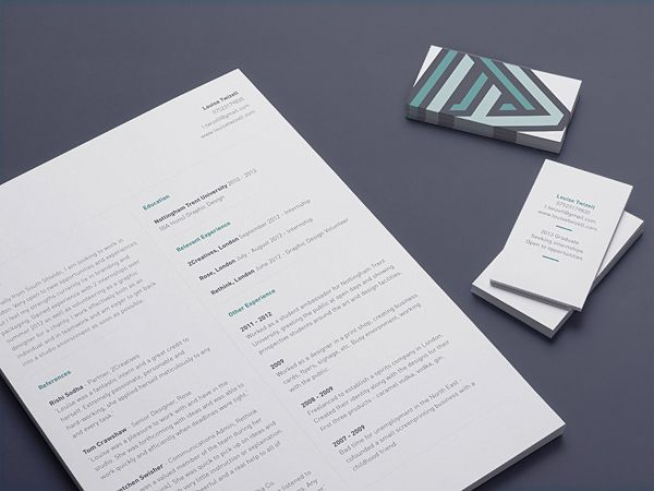 11 gambar terbaik tentang RESUME di Pinterest Identitas pribadi - Eye Catching Resume