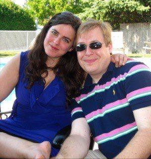 Sarah & Dave August 2012