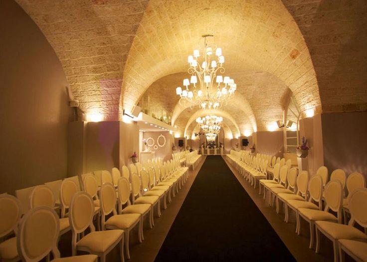 """Location Re Mare Ricevimenti Collezione """"SIVIGLIA"""" S/S 2014 Carla Caroli_ Creative Fashion"""