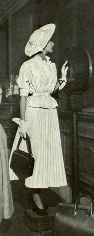 1948 - Christian Dior suit