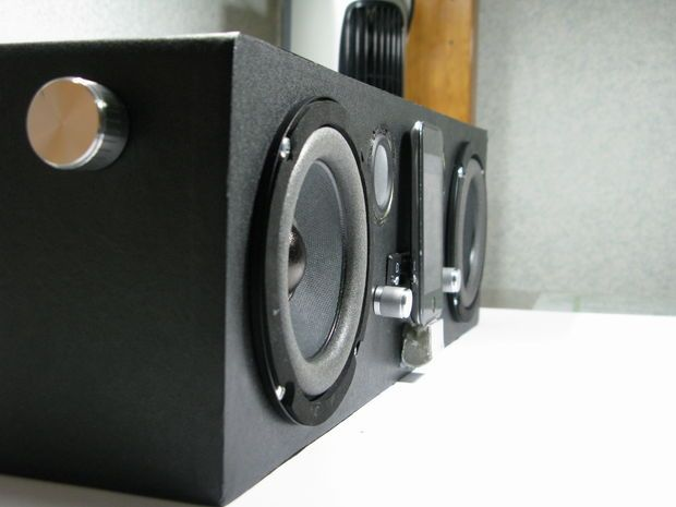 Diy Portable Boombox From Scratch Projects Diy