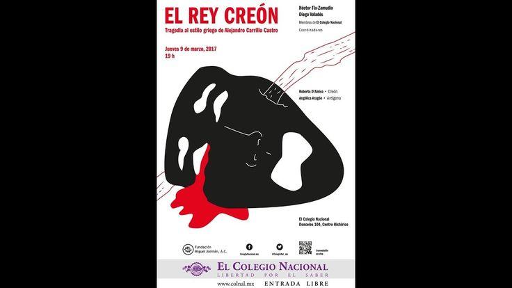 Obra de teatro: El rey Creón.Tragedia al estilo griego de Alejandro Carr...