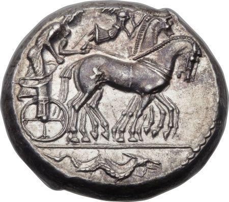 Ancients:Greek, Ancients: SICILY. Syracuse. Deinomenid ...
