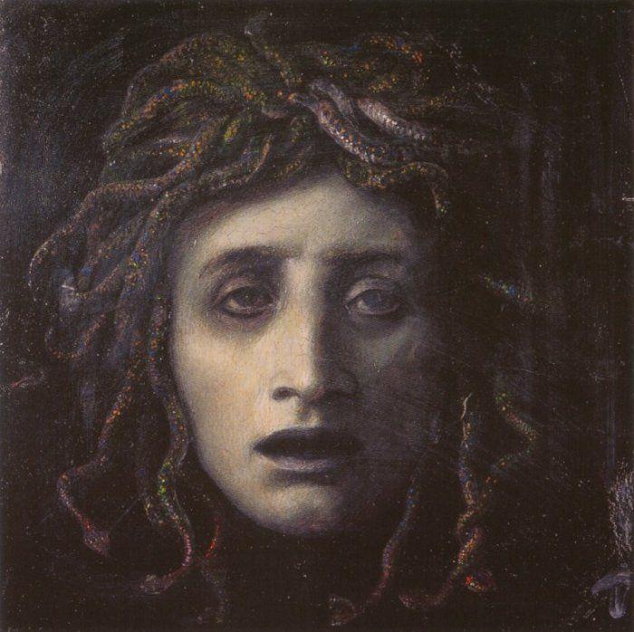 Méduse (mythologie)
