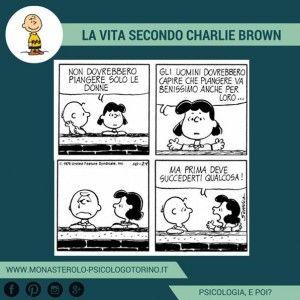 Charlie Brown: Accettare le proprie vulnerabilità