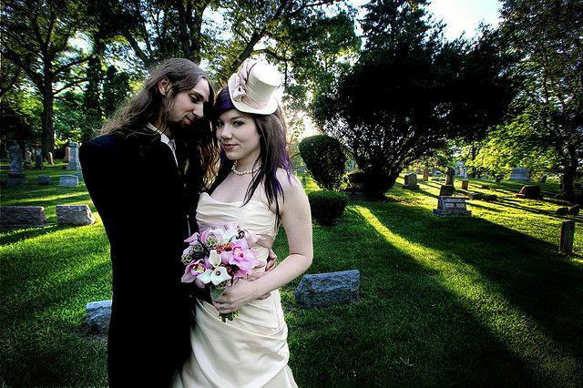Day of the Dead, heavy metal Mexipalooza wedding