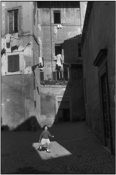 """"""" Henri Cartier-Bresson ITALY. Rome. 1959. """""""