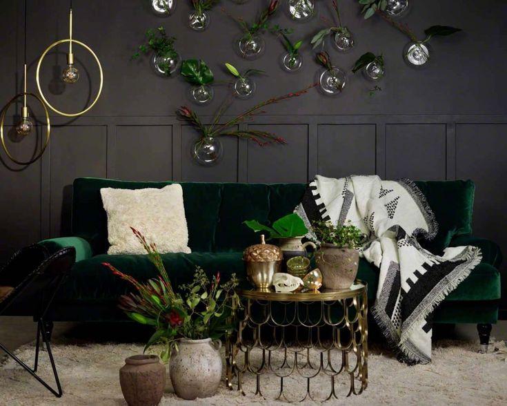 snygg-soffa-grön-sammet