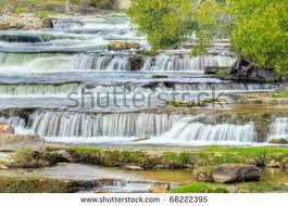 Postcard - Sauble Falls, Bruce County, Ontario