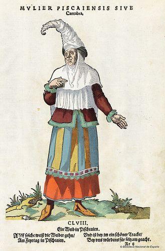 Habitus Praecipuorum Populorum | Cantabria