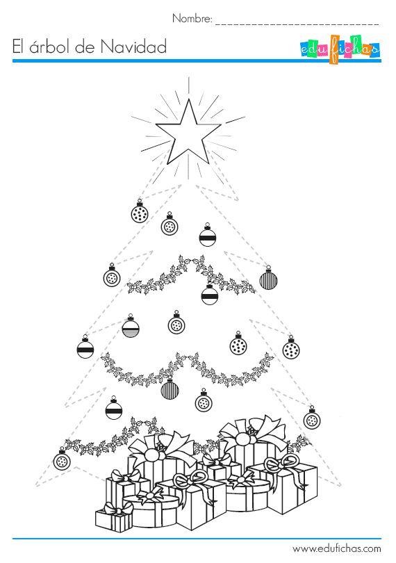 ms de ideas increbles sobre rboles de navidad para nios en pinterest artesanas de navidad artesana de navidad de guardera y