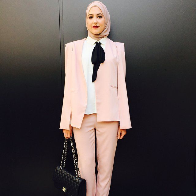 Hijab + V O G U E ! (With Love Leena)