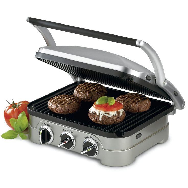 Cuisinart CGR-4NC Griddler