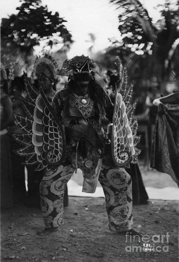 Bali 1930s Photograph