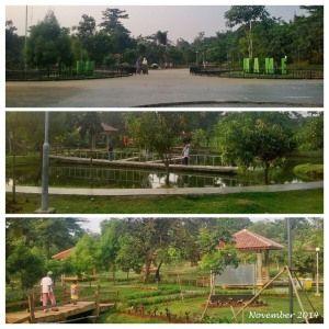 Taman Lembah Gurame, Depok, Jawa Barat, Indonesia