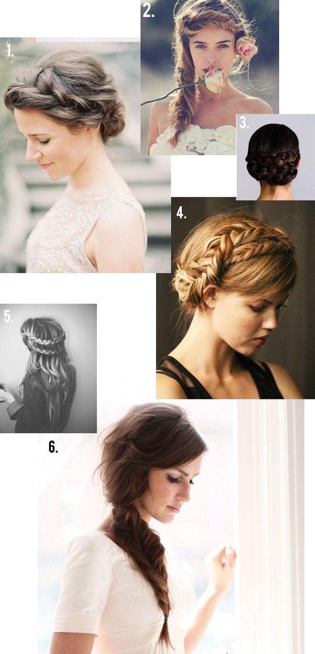 Wedding Braids | Love and Lavender